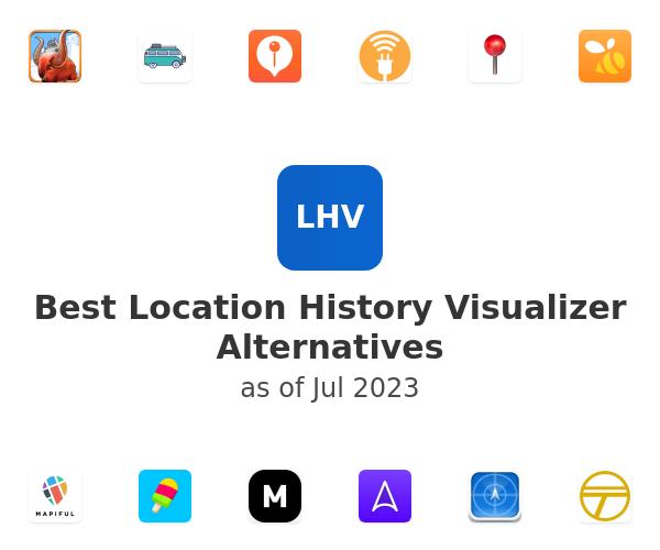 Best Location History Visualizer Alternatives