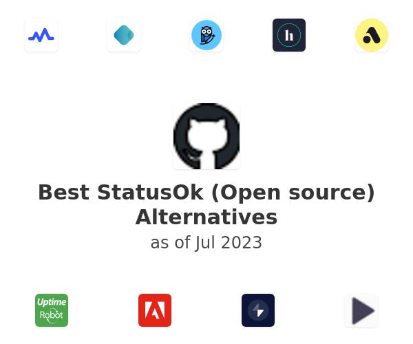 Best StatusOk (Open source) Alternatives
