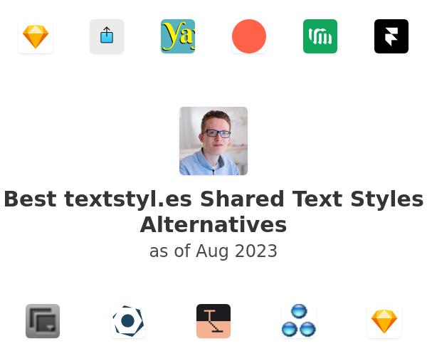 Best Shared Text Styles Alternatives