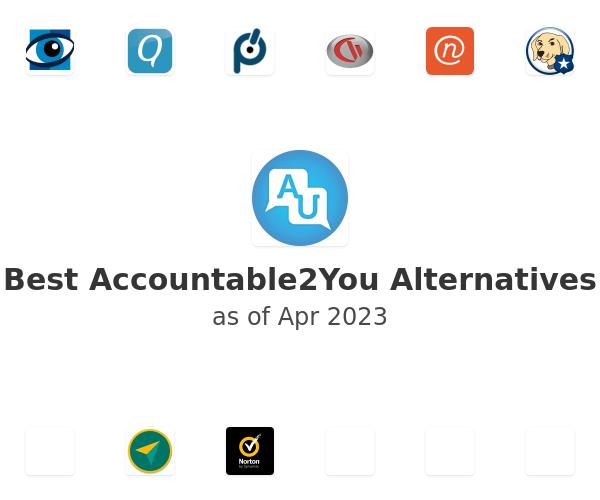 Best Accountable2You Alternatives