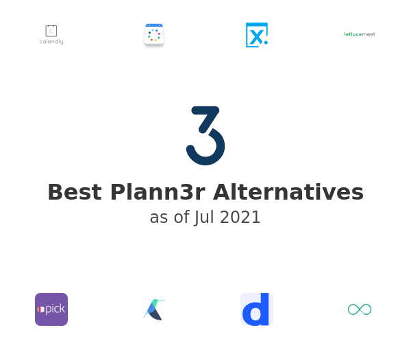 Best Plann3r Alternatives