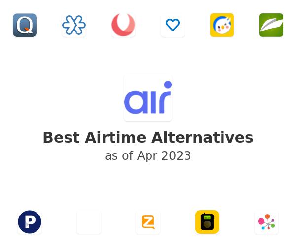 Best Airtime Alternatives