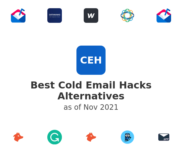 Best Cold Email Hacks Alternatives
