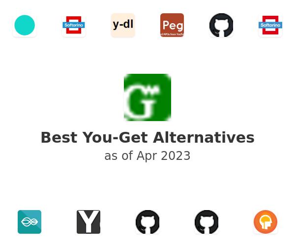 Best You-Get Alternatives