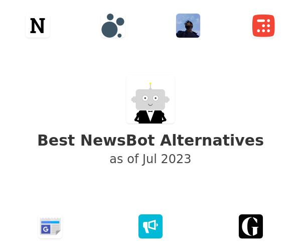 Best NewsBot Alternatives