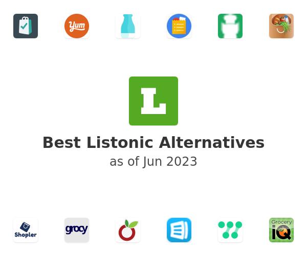 Best Listonic Alternatives