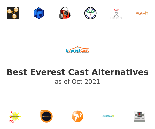 Best Everest Cast Alternatives