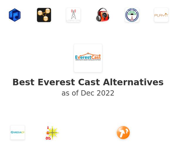 Best Everest Cast Alternatives