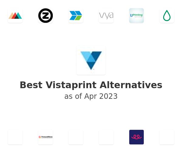 Best Vistaprint Alternatives