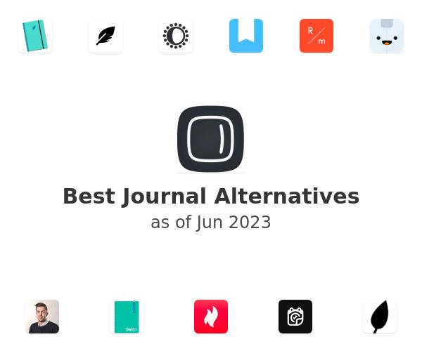 Best Journal Alternatives