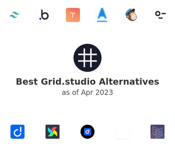Best Grid.studio Alternatives