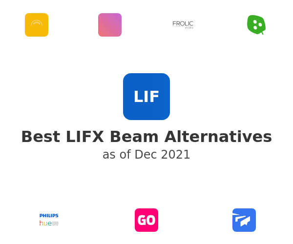 Best LIFX Beam Alternatives