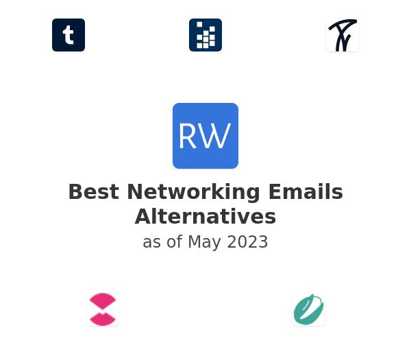 Best Networking Emails Alternatives