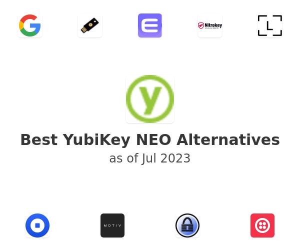 Best YubiKey NEO Alternatives