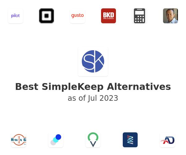 Best SimpleKeep Alternatives