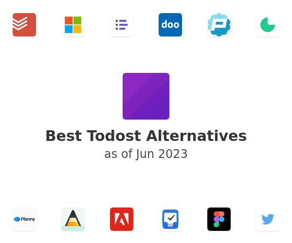 Best Todost Alternatives