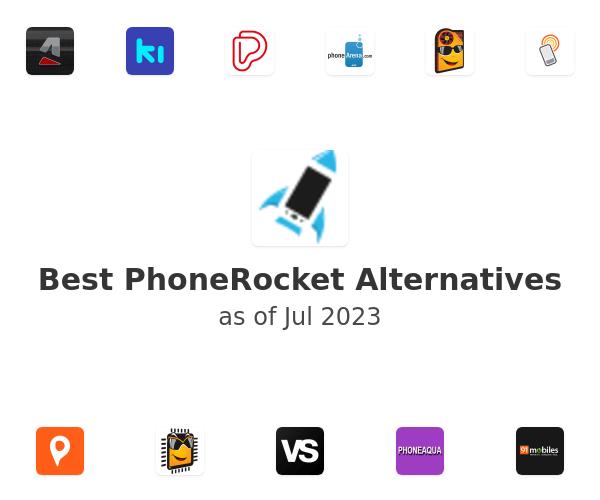 Best PhoneRocket Alternatives