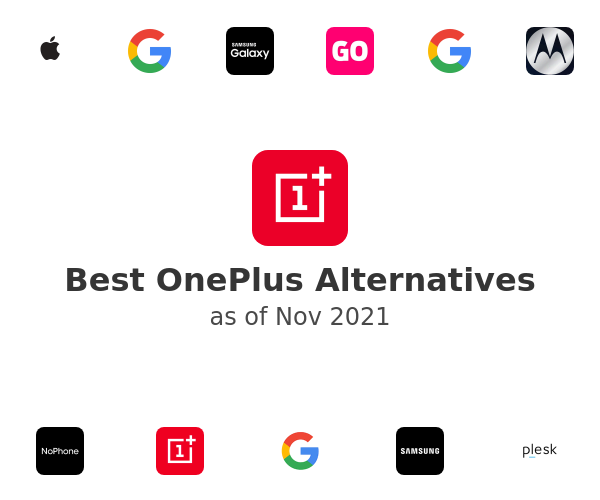 Best OnePlus Alternatives