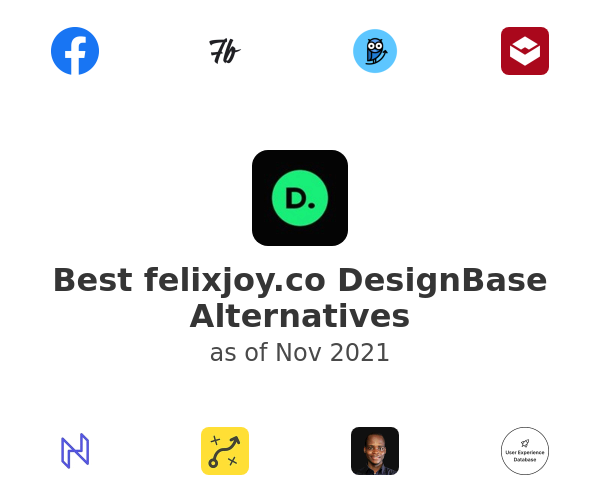Best DesignBase Alternatives