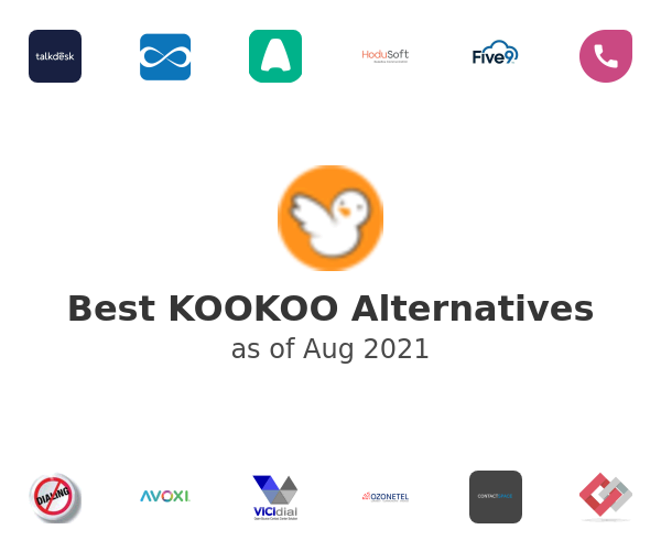 Best KOOKOO Alternatives