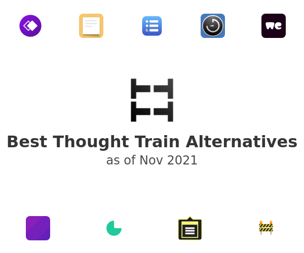 Best Thought Train Alternatives