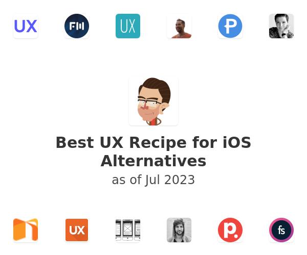 Best UX Recipe for iOS Alternatives