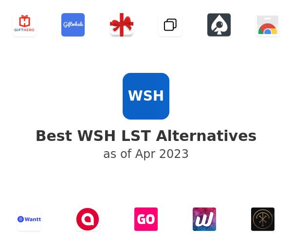 Best WSH LST Alternatives
