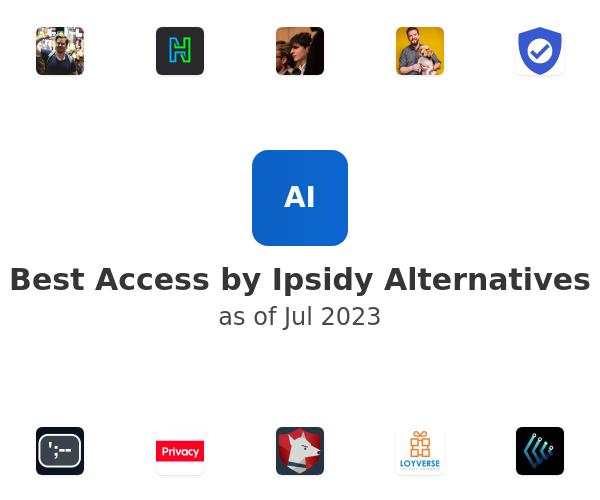 Best Access by Ipsidy Alternatives