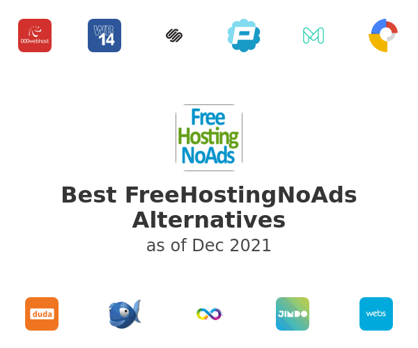 Best FreeHostingNoAds Alternatives
