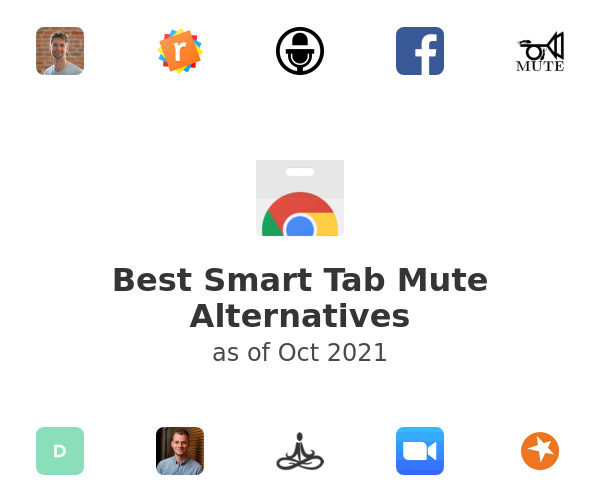 Best Smart Tab Mute Alternatives