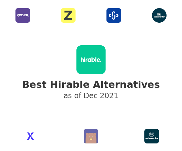Best Hirable Alternatives