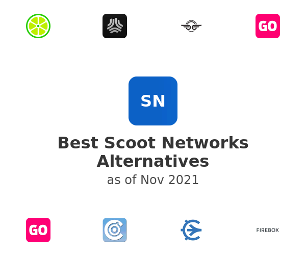 Best Scoot Networks Alternatives