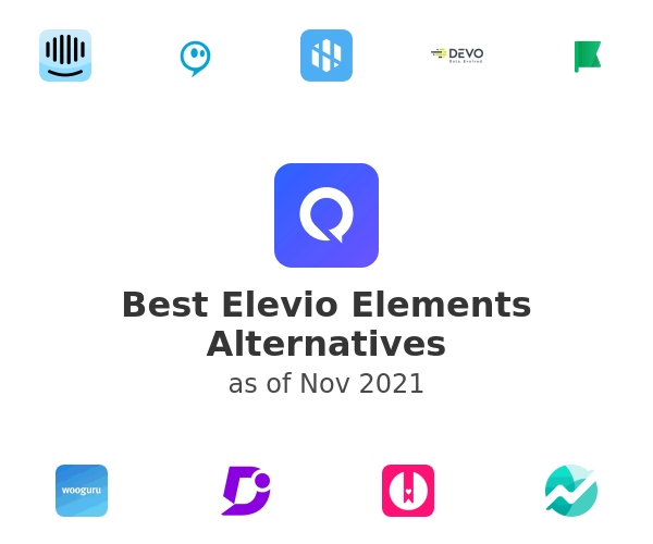 Best Elevio Elements Alternatives
