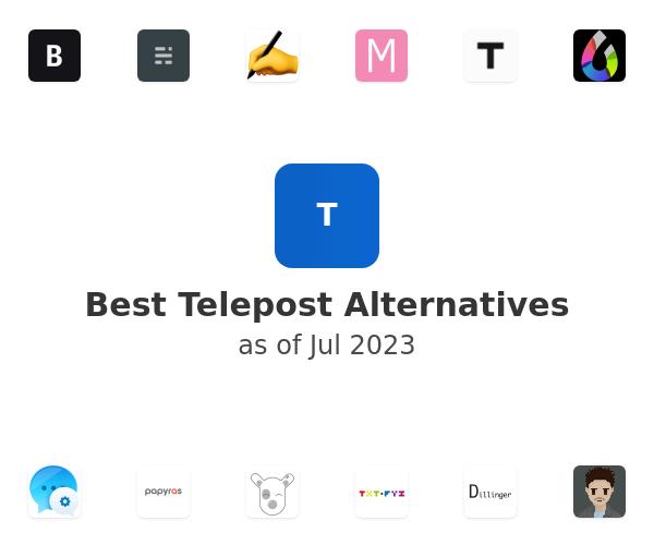 Best Telepost Alternatives