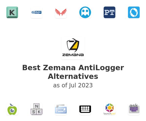 Best Zemana AntiLogger Alternatives