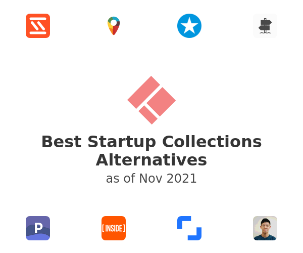 Best Startup Collections Alternatives