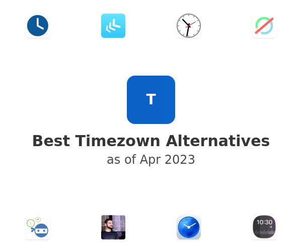 Best Timezown Alternatives