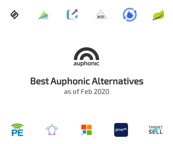 Best Auphonic Alternatives