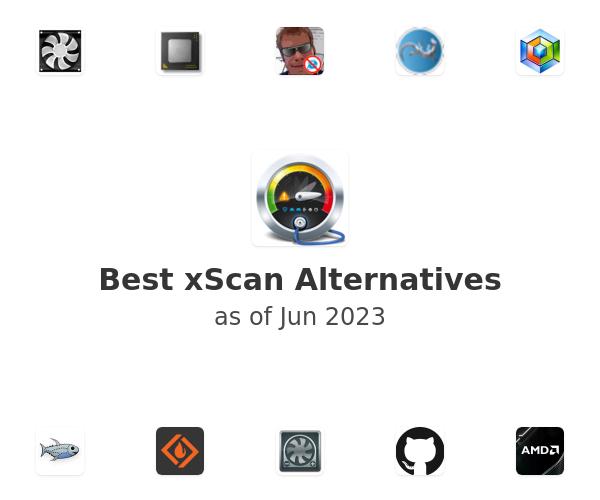 Best xScan Alternatives
