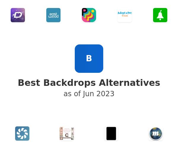 Best Backdrops Alternatives