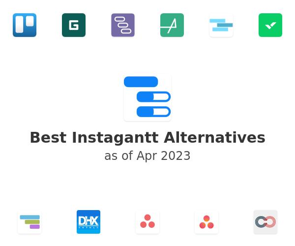 Best Instagantt Alternatives