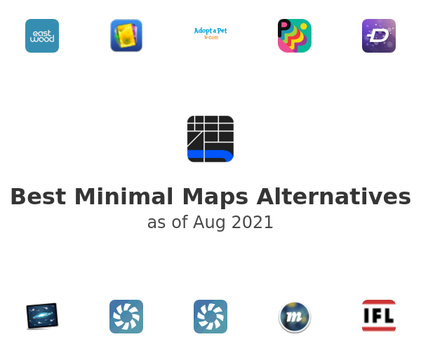 Best Minimal Maps Alternatives
