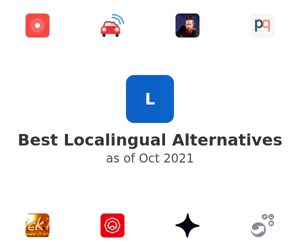 Best Localingual Alternatives