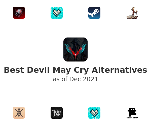 Best Devil May Cry Alternatives