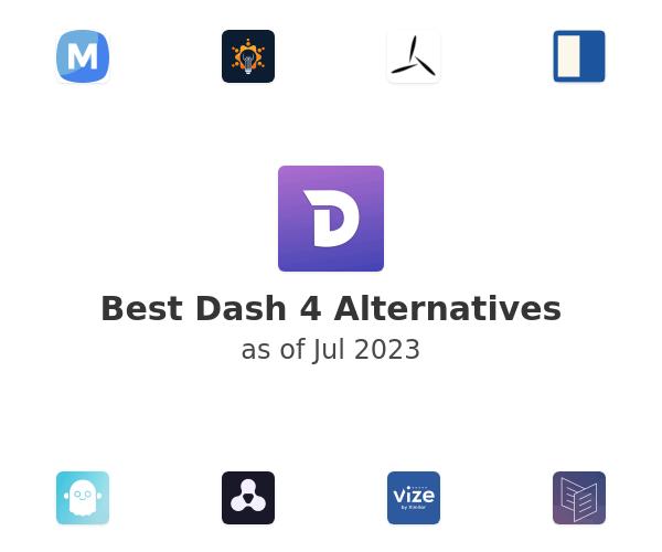 Best Dash 4 Alternatives