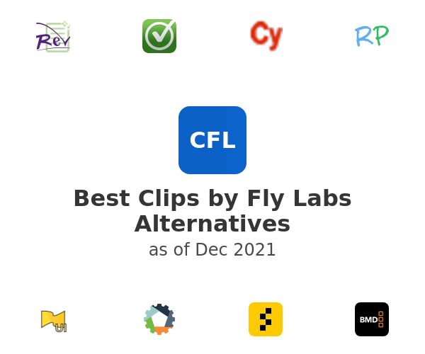 Best Clips by Fly Labs Alternatives
