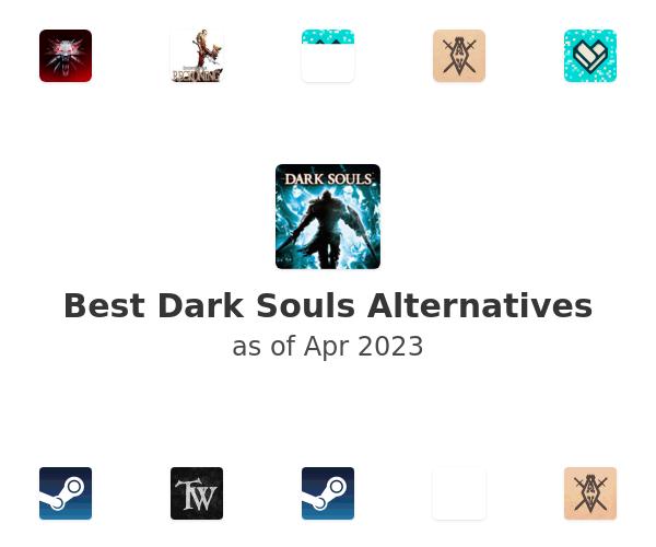 Best Dark Souls Alternatives