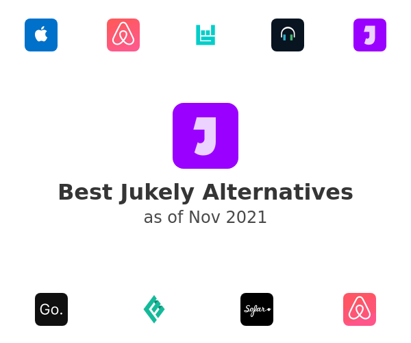 Best Jukely Alternatives