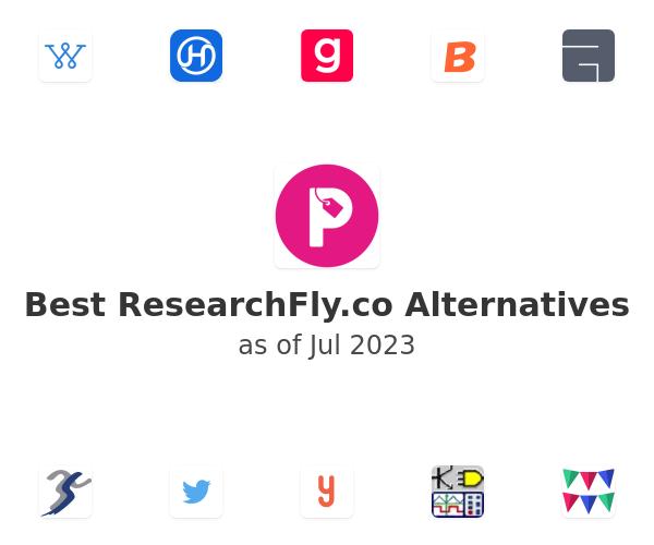 Best ResearchFly Alternatives