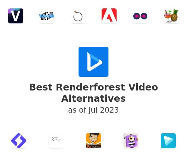 Best Renderforest Video Alternatives